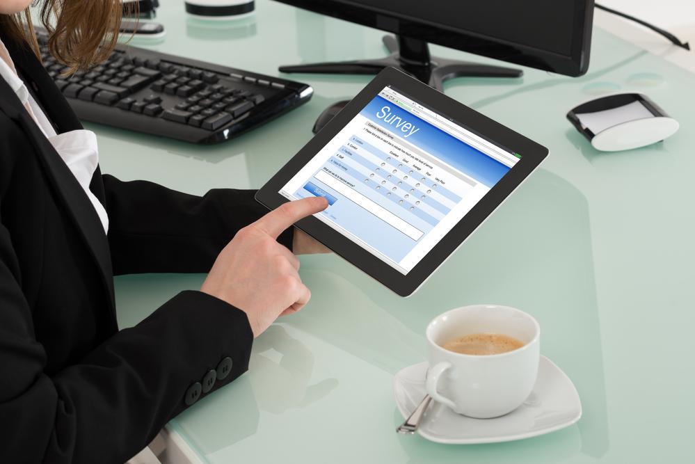 Make money online by taking surveys