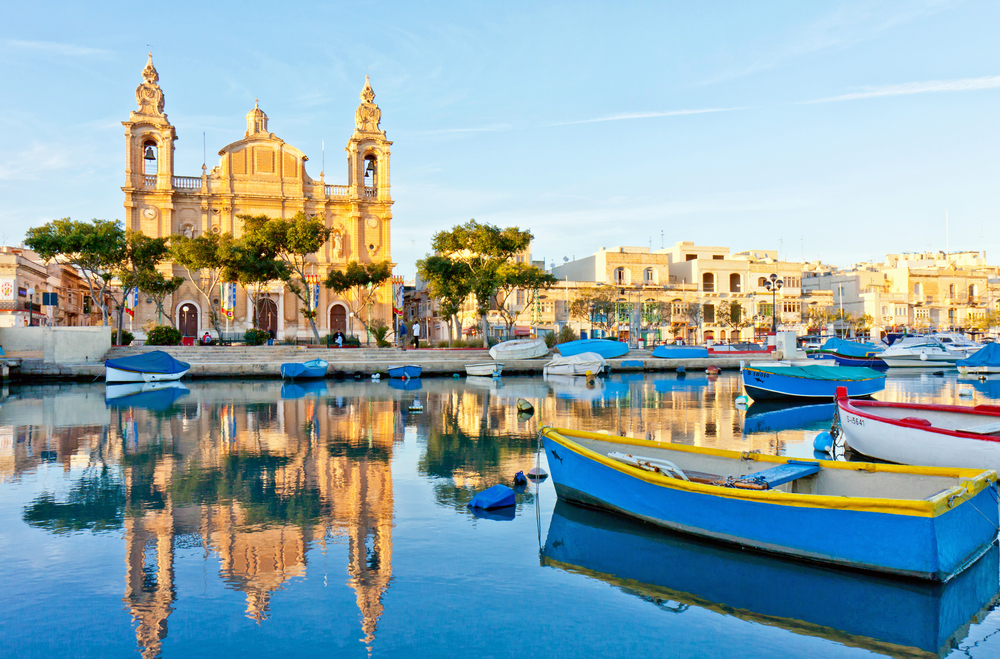 Work from home in Malta