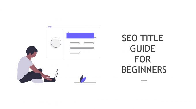 How to write an SEO title